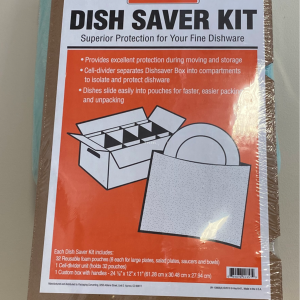 AIMS Self Storage & Moving | Dish Saver Kit