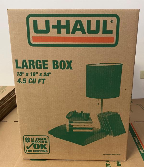 AIMS Self Storage & Moving | Large Box