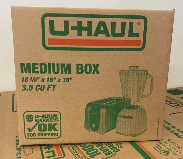 AIMS Self Storage & Moving | Medium Box