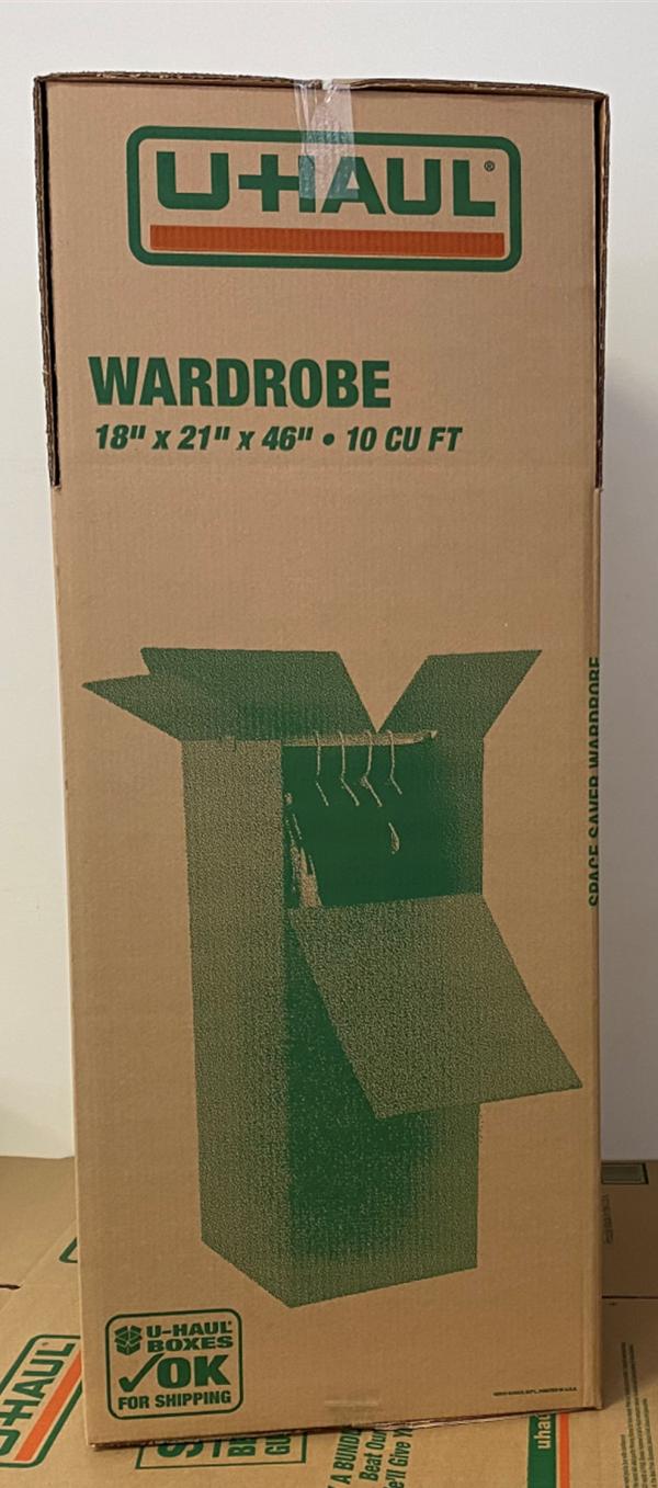 AIMS Self Storage & Moving | Wardrobe Box