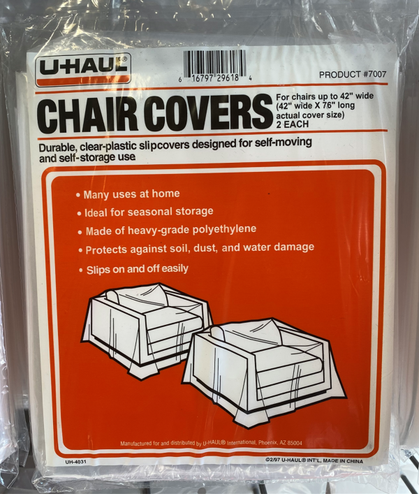 AIMS Self Storage & Moving | Chair Covers