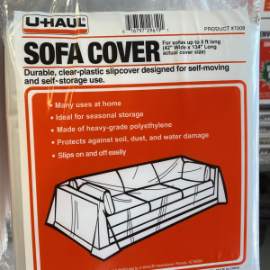 AIMS Self Storage & Moving | Sofa Cover