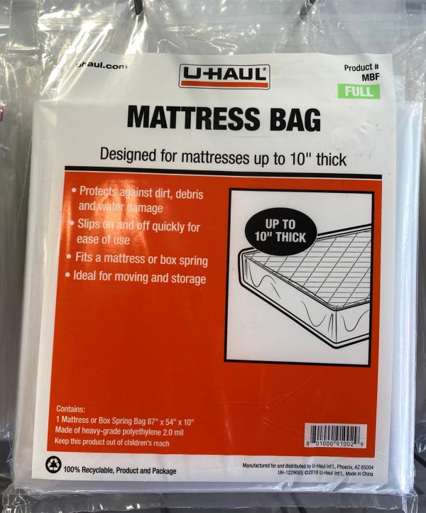AIMS Self Storage & Moving | Mattress Bag - Full