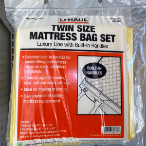 AIMS Self Storage & Moving | Mattress Bag Set - Twin