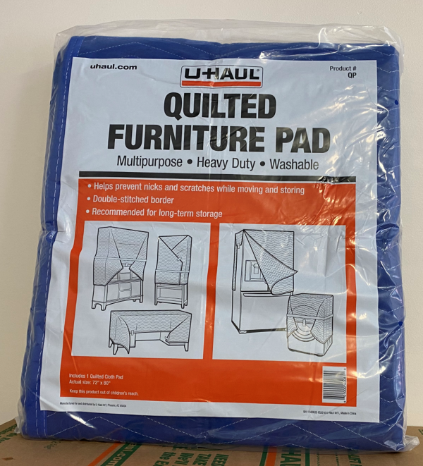 AIMS Self Storage & Moving   Quilted Pad