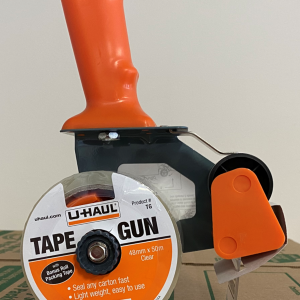 AIMS Self Storage & Moving | Tape Gun
