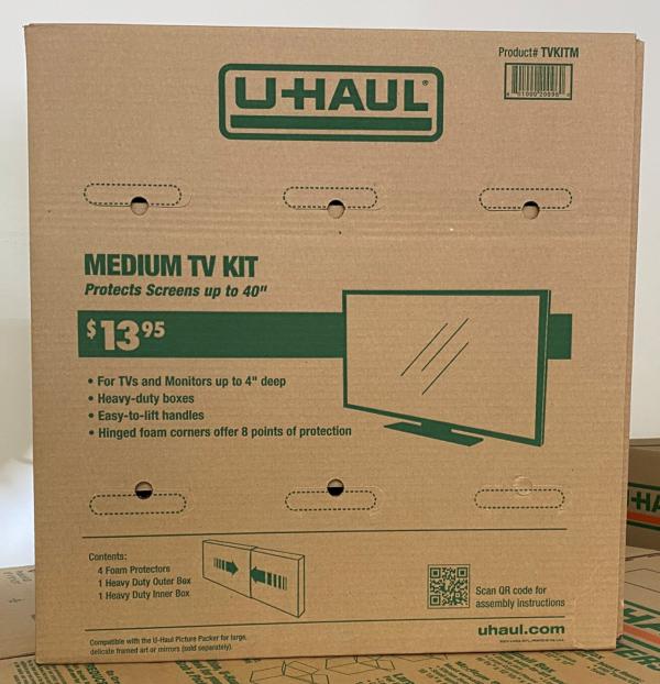 AIMS Self Storage & Moving | Medium TV Kit