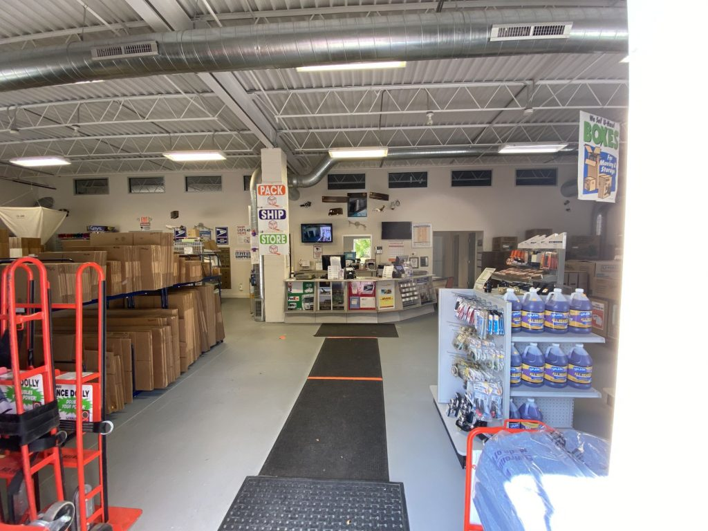 AIMS Self Storage | Boxes and Additional Supplies Available